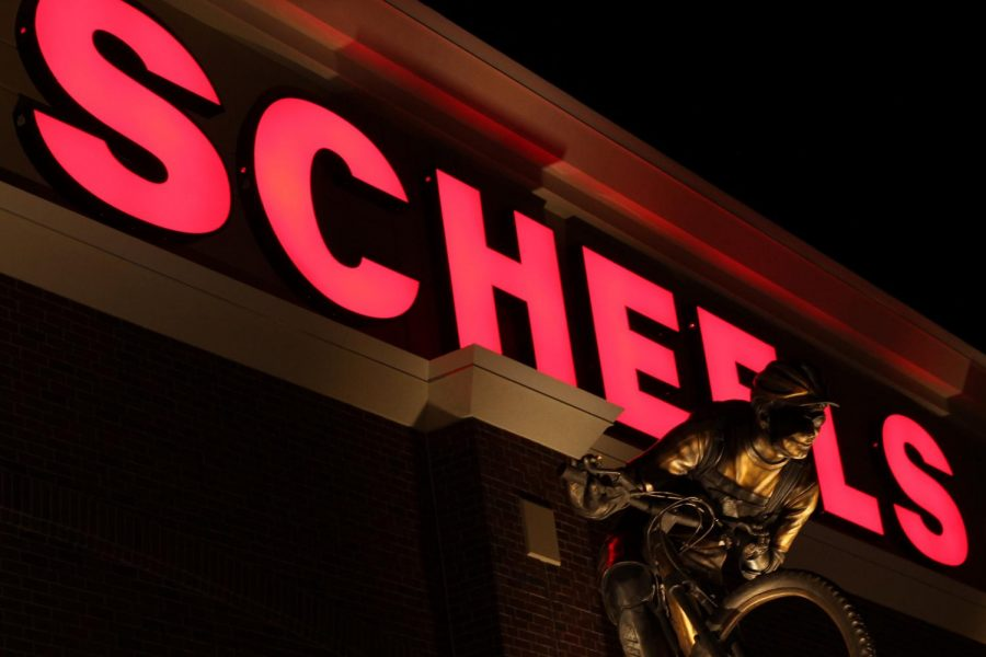 The Scheels grand opening is at 5:00 p.m Thursday, Sep. 27.