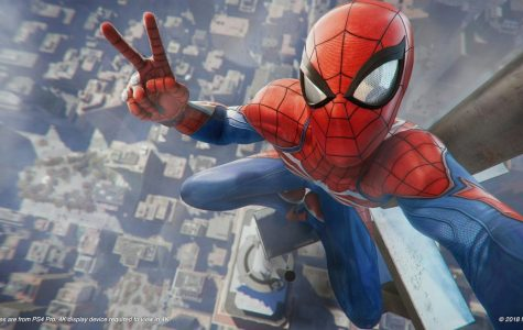 Spider-Man Swings Into The Playstation 4.