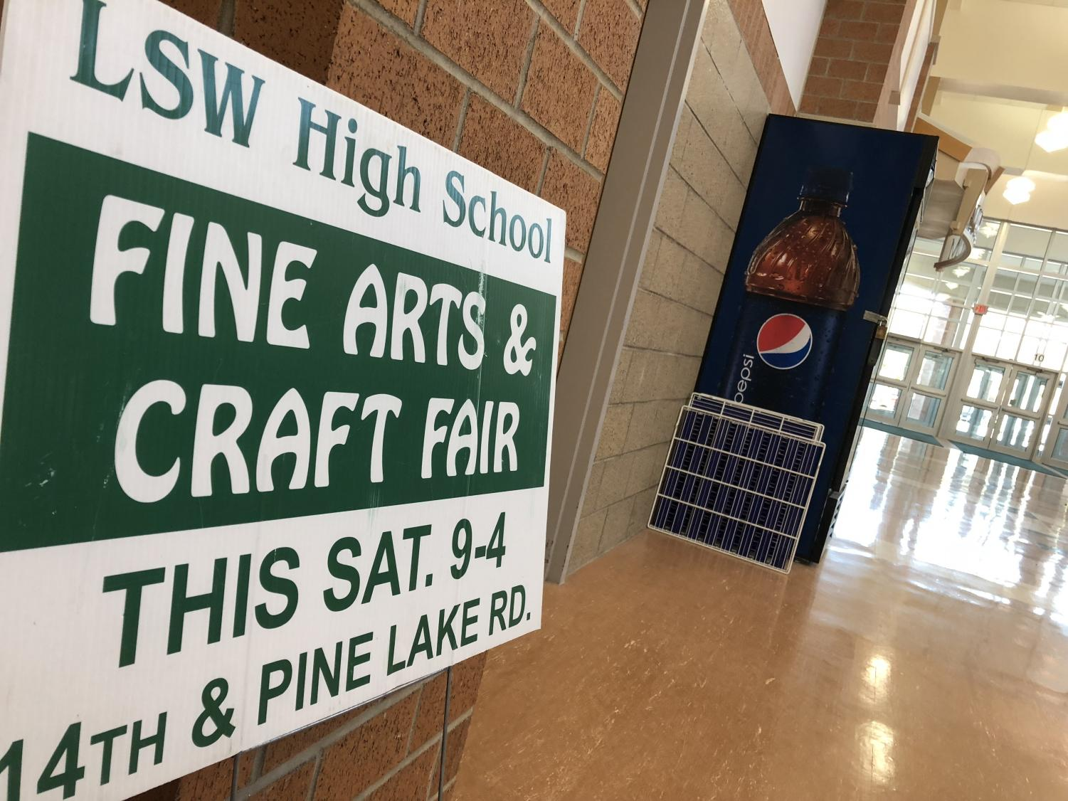 On Saturday, Oct. 27, Lincoln Southwest High School will be holding the 17th Fine Arts and Crafts Fair.