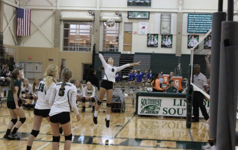 A Tough Loss: Freshman Volleyball Loses LPS Championship to Southeast in Three Sets
