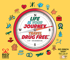 Behind The Ribbon: Red Ribbon Week in High Schools