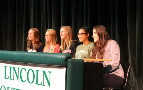 Southwest Athletes Sign to Colleges