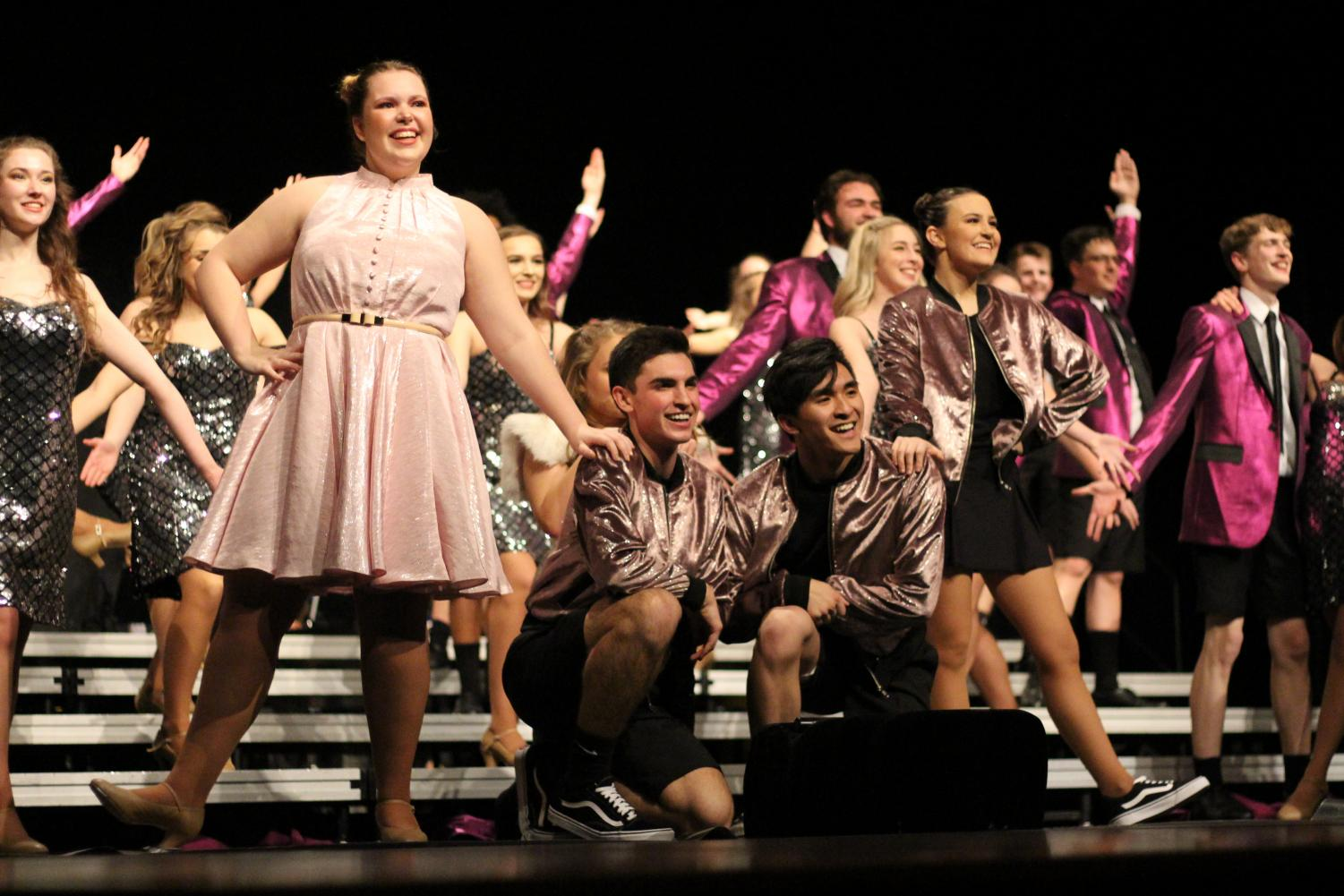Southwest Resonance show choir placed 2nd at the Midwest Cup. The next competition will be Saturday January 19th.