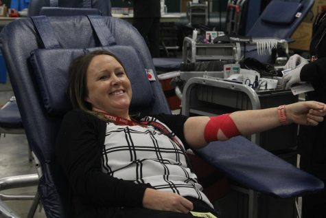 Support the Southwest Blood Drive