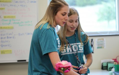 Because of the the rise of class sizes at Southwest, SHOS has been cancelled this year. SHOS was a program to teach freshmen the ropes of the school.