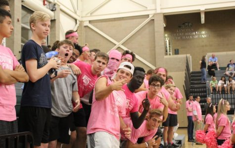 Pink-out for Breast Cancer Awareness Month