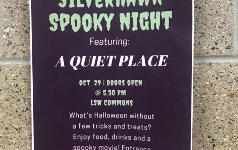 Student Council Spooky Night Returns
