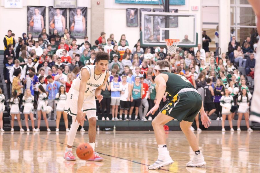 LSW will begin their road to the state tournament tonight, Friday, Feb. 28, against Omaha Northwest at Lincoln Southwest High School with tip off at 6:30. If the Silver Hawks win, the team will go on to play Millard North on Saturday, Feb. 29.