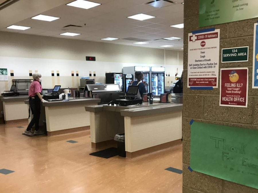 The+lunchroom+is+now+offering+free+lunch+and+breakfast.+Free+meals+will+last+as+long+as+federal+funding+does.+