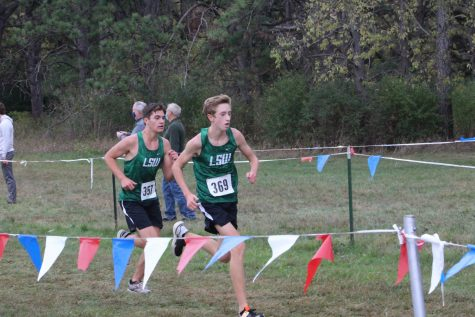 Southwest Cross Country Teams Place Second and Third in LPS Championship