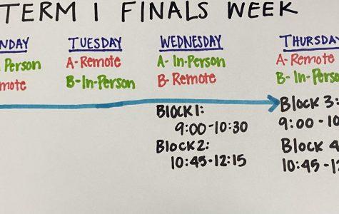LSW Finals Bell Schedule Released