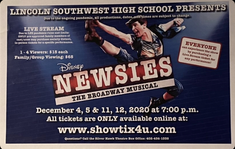 Theatre Puts on Newsies During Pandemic