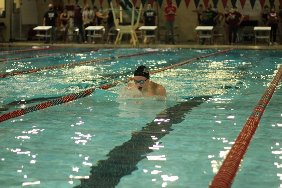 Boys Swimming Season Off To Strong Start