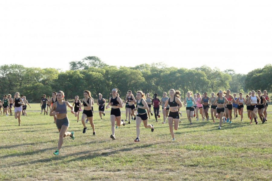LSW hosted their time trials on Aug. 28.