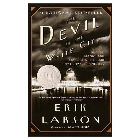 The Devil In The White City was written in 2003 by Erik Larson.