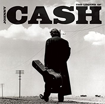 The cover to Johnny Cash's 2005 Album,
