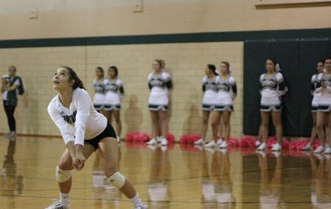 Varsity Volleyball Hoping to Take Third at Conference