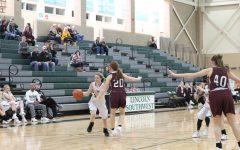 Freshmen Girls Basketball Team Takes Their First L of the Season
