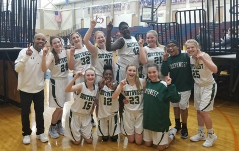 Freshman Girls Win LPS Championship