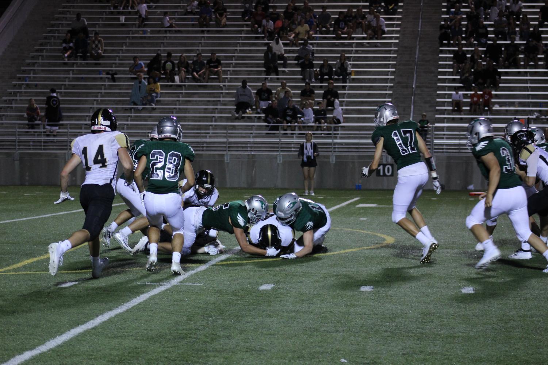 Varsity Football Falls to Knights