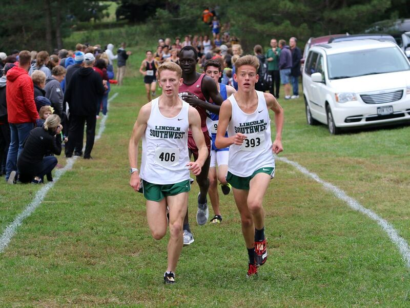 LSW+senior%27s+Trevor+Acton+and+Tyler+Boyle+leading+the+City+Championship+race+last+year+through+the+Pioneers+Park%27s+%22middle+loop%22.+Friday%27s+JV+and+Varsity+races+will+take+place+at+Pioneers+Park+at+5%3A20.