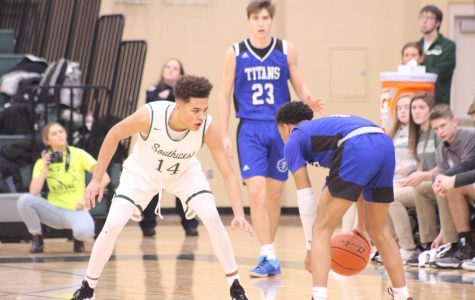 LSW boys varsity basketball will face off against the Lincoln East Spartans on Friday, February 14 at Lincoln East High School with tip off at 7:30 p.m. Both teams will be coming off losses going into the match up.