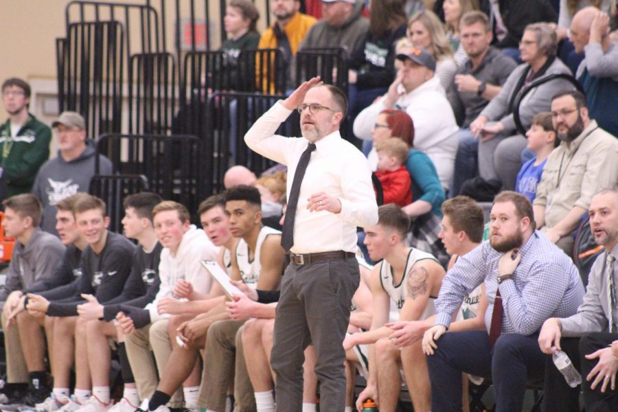LSW boys varsity basketball will take on Lincoln Northeast at Lincoln Southwest High School at 7:30 p.m. This will be the second time the Hawks and Rockets face off this season with the first time coming on January 2, 2020 when LNE won 72-69.