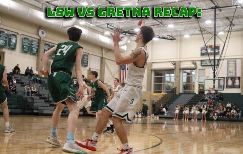 LSW vs. Gretna Boys Varsity Basketball Recap: