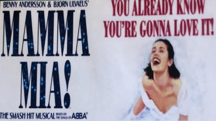 """""""Mamma Mia"""