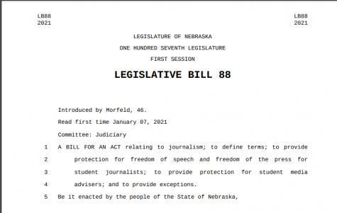 Nebraska Bill to Protect Student Journalists Introduced