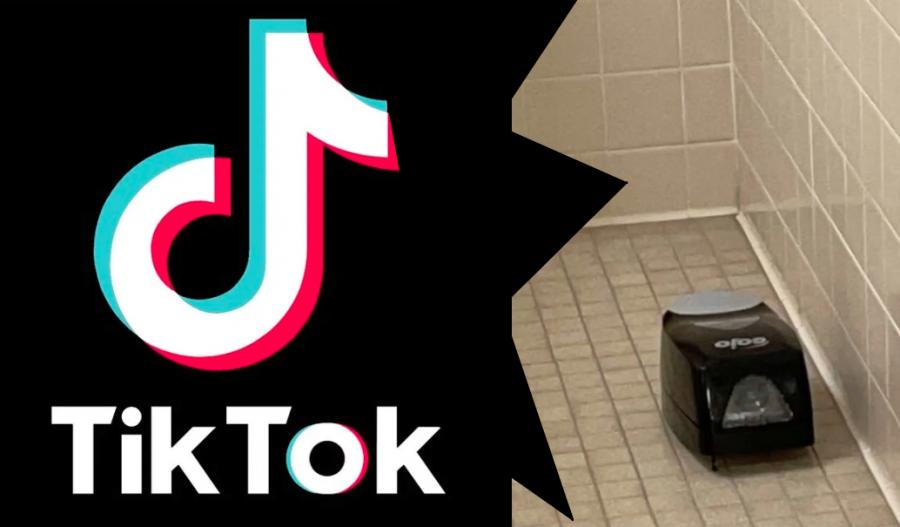 TikTok Trend Sparks Vandalism