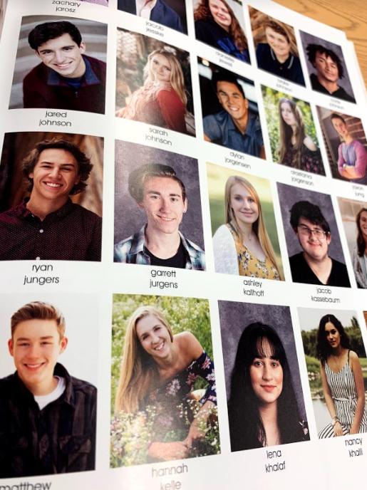Senior Yearbook Photo Submission Deadline Oct. 31